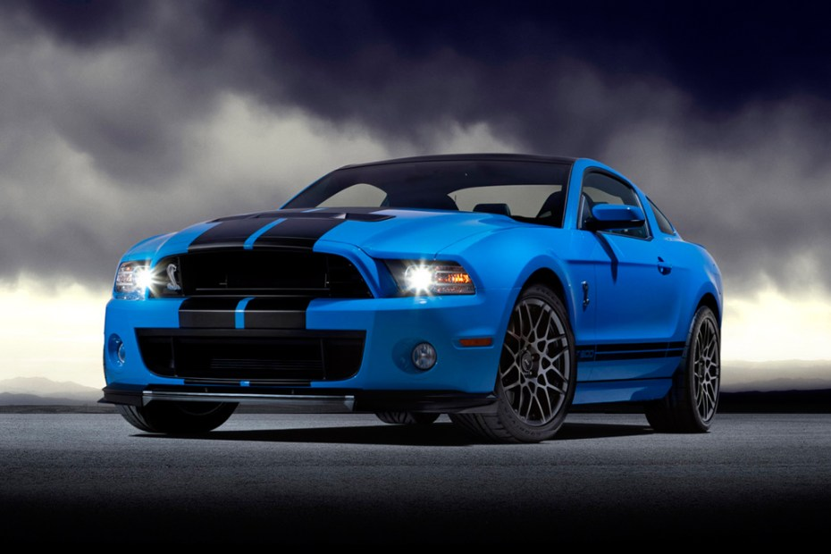 Image of 2013 Ford Shelby GT500