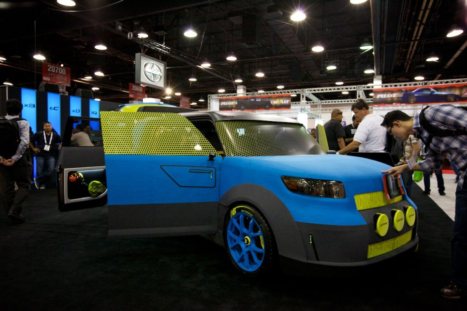 Image of 686 x Scion Numeric xB