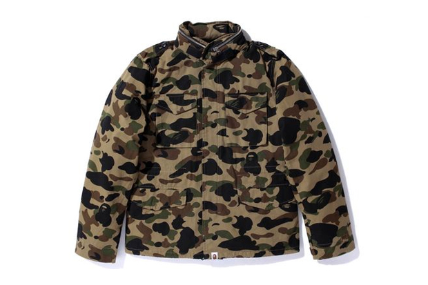 Image of A Bathing Ape M65 JACKET