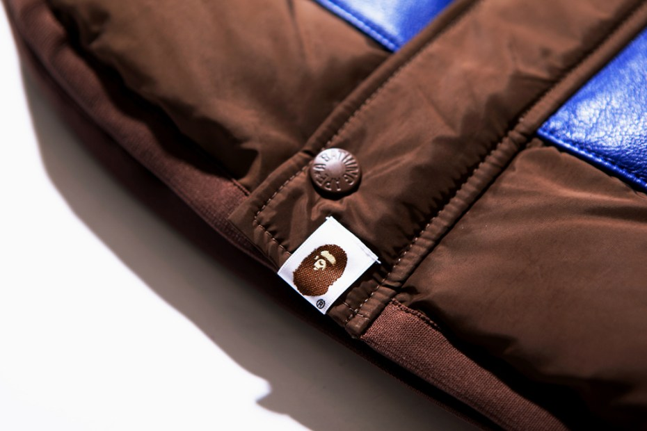 Image of A Bathing Ape PERTEX DOWN VEST