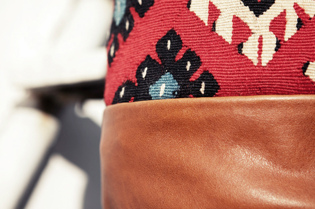 Image of A Kind of Guise Kilim Bag Collection