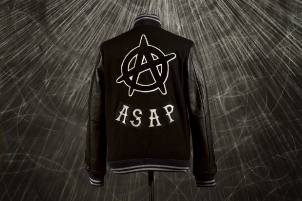 Image of A$AP Worldwide x Nike Sportswear Destroyer Jacket
