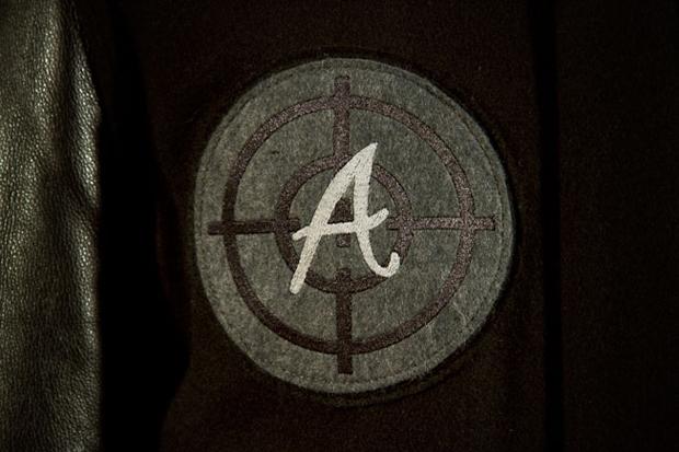 Image of A$AP Worldwide x Nike Sportswear Destroyer Jacket