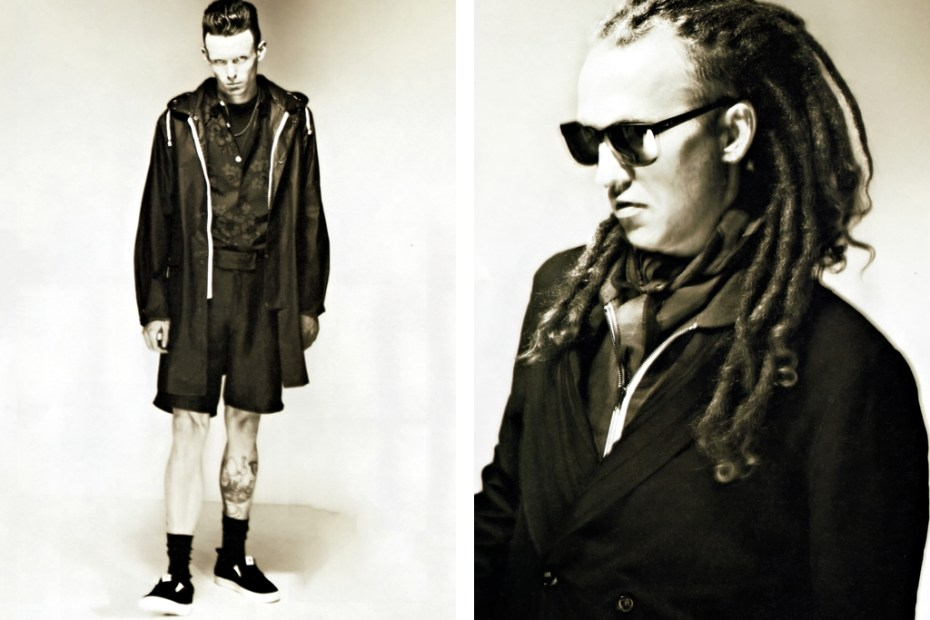 Image of Adam Kimmel 2012 Spring/Summer Collection Preview