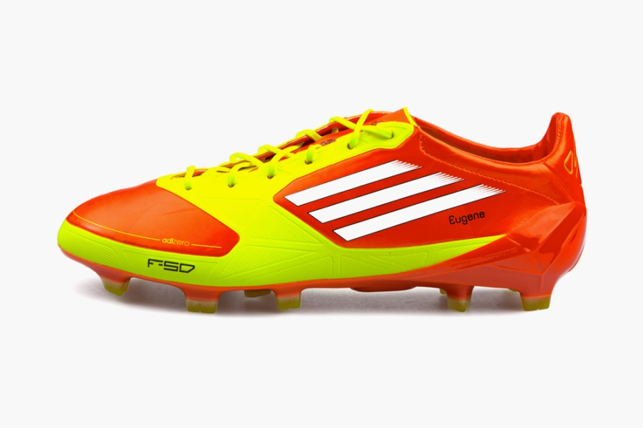 Image of adidas f50 miCoach A Closer Look