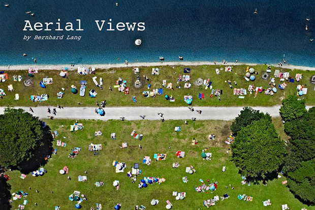 Image of Aerial Views by Bernhard Lang