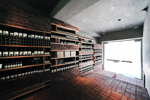 Image of Aesop Ginza Store Opening