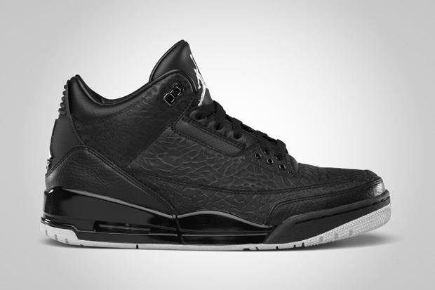 Image of Air Jordan 3 Retro Flip Black