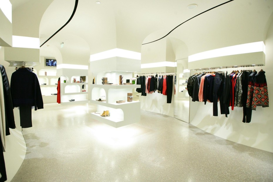 Image of Alexander McQueen Beijing Store Opening
