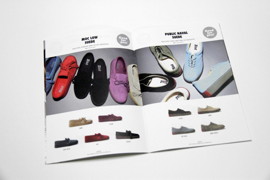 Image of Alife x HIDDEN CHAMPION 2011 Fall/Winter 'Good for you!' Book