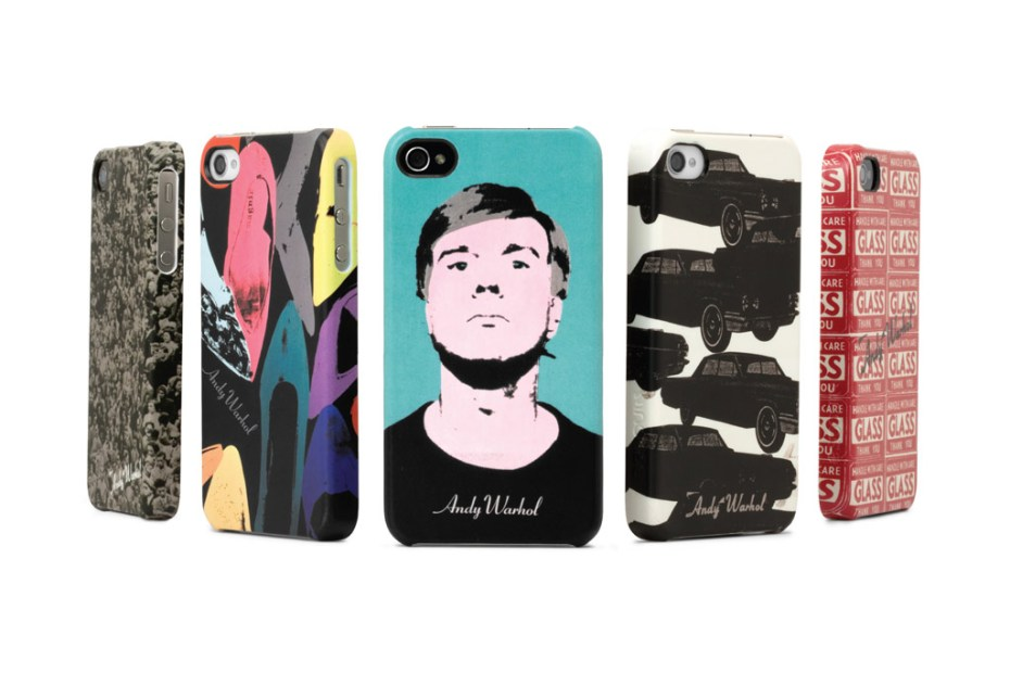 Image of Andy Warhol x Incase iPhone 4/4S Cases