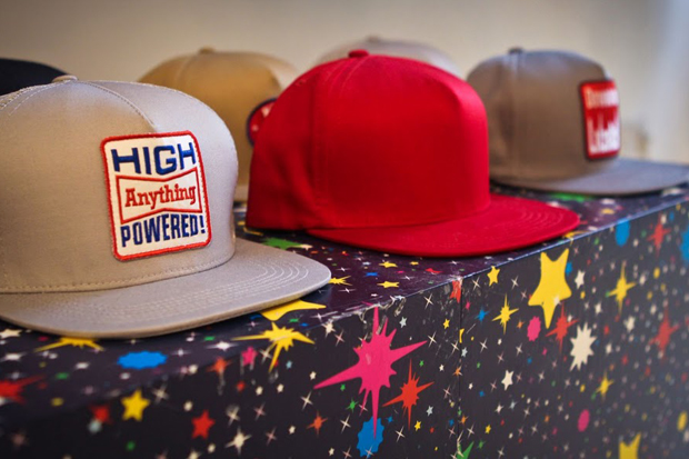 Image of aNYthing 2012 Spring/Summer Headwear Collection Preview