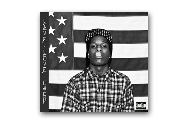 Image of A$AP Rocky - LiveLoveASAP Mixtape