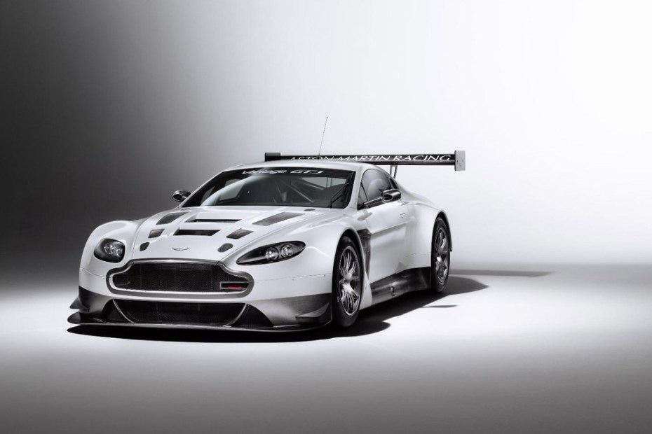 Image of Aston Martin V12 Vantage GT3
