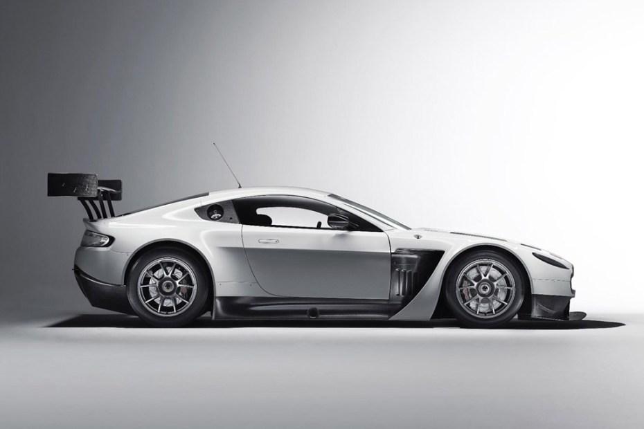 Image of Aston Martin V12 Vantage GT3