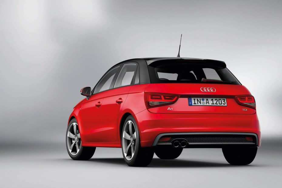 Image of Audi A1 Sportback Five-Door