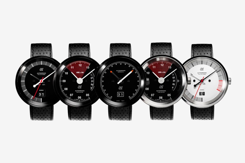 Image of Autodromo Motoring Watch Collection