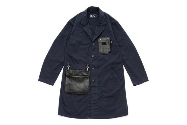 Image of B Jirushi Yoshida x Porter Narita Airport GS Shop Coat