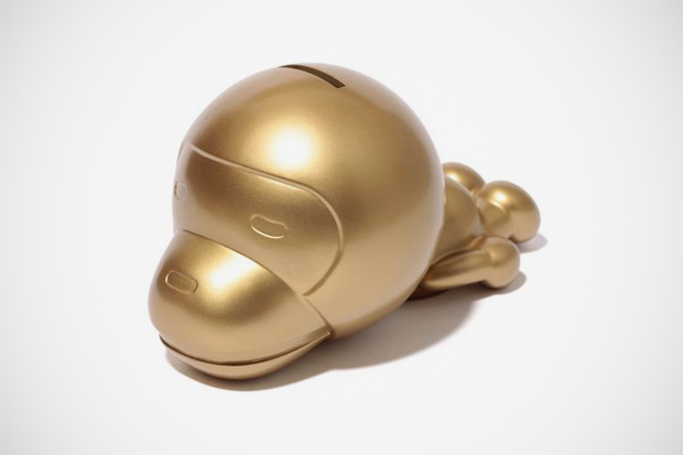 Image of Baby Milo COIN BANK