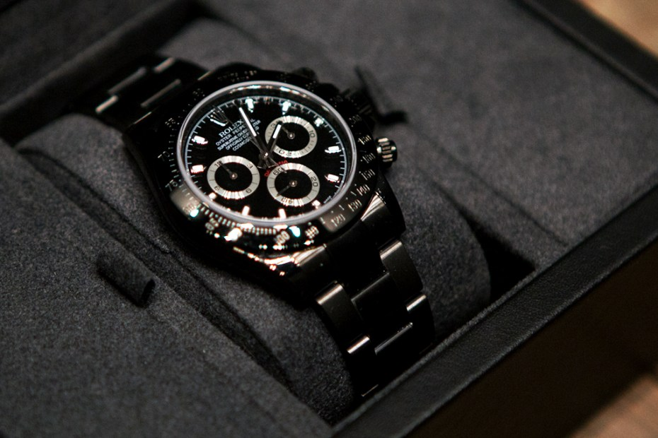 Image of Bamford Watch Department Rolex Daytona