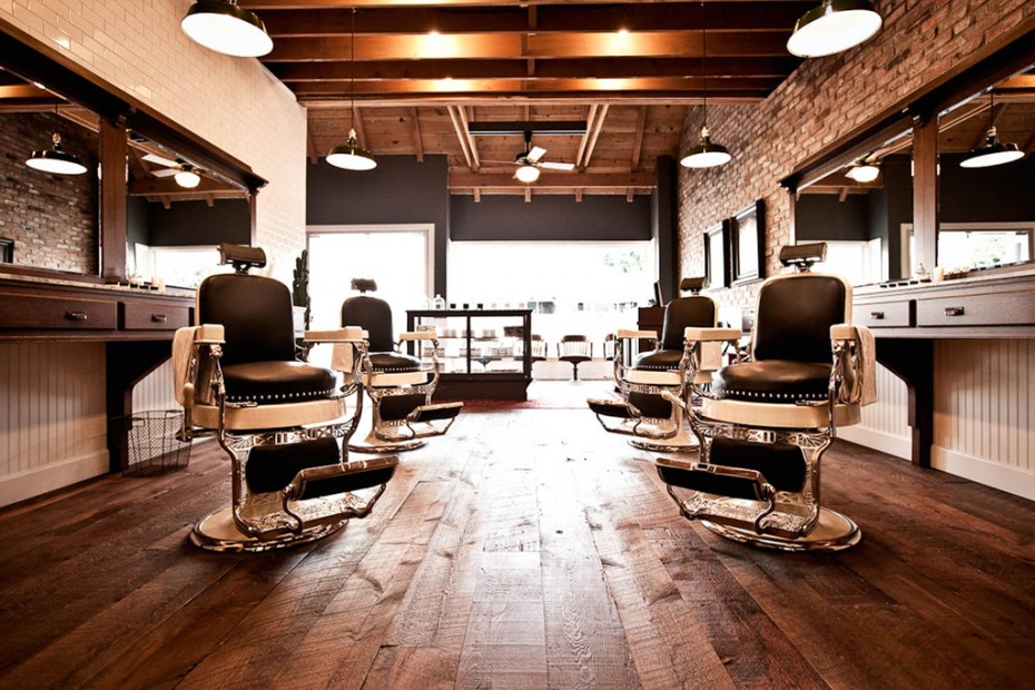 Image of Baxter Finley Los Angeles Flagship Barber & Shop
