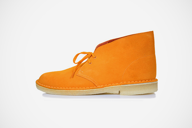 Image of BEAMS x Clarks Desert Boot