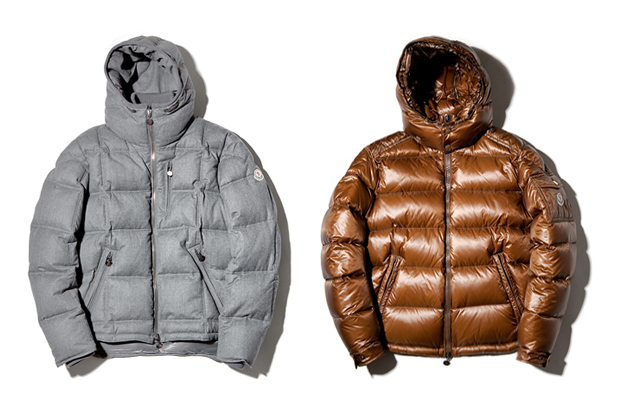 Image of BEAMS x Moncler 35th Anniversary Down Jacket Collection