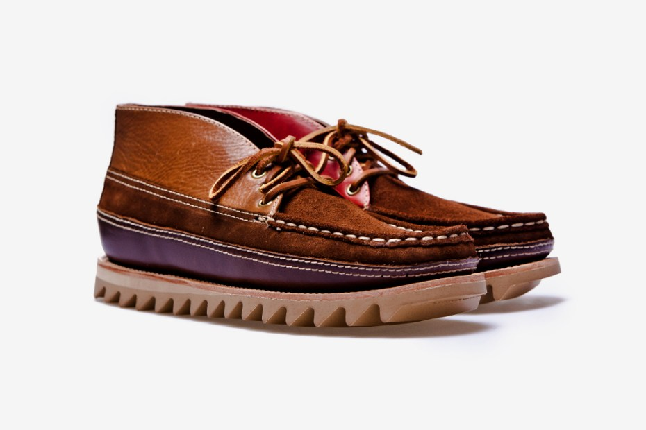 Image of Beauty &amp; Youth Moccasin Chukka