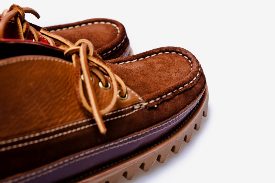 Image of Beauty & Youth Moccasin Chukka