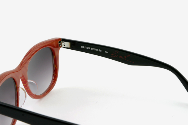 Image of Beck x Porter x Oliver Peoples Double Helix Sunglasses
