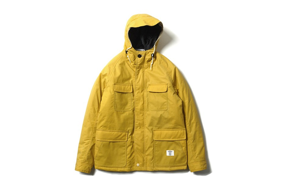 "Image of BEDWIN & THE HEARTBREAKERS ""Harrison"" Mountain Parka"