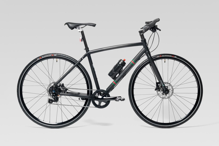 Image of Bianchi by Gucci Carbon Urban Bicycle