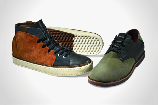 Image of Billykirk x Vans Vault TH LX Pack
