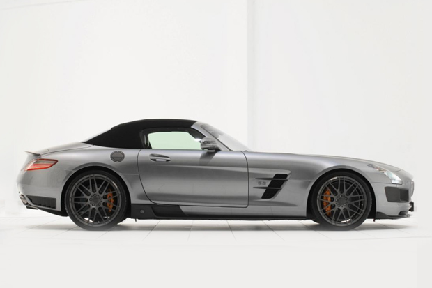 Image of Brabus Mercedes-Benz SLS AMG Roadster