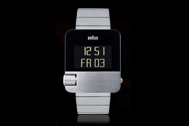 Image of Braun BN10 Digital Watch