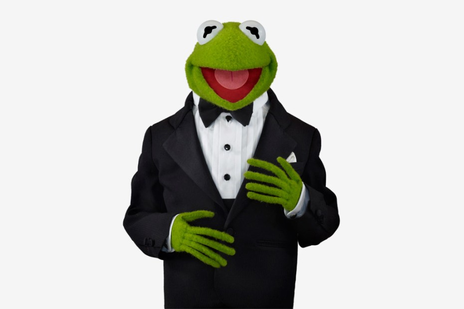 Image of Brooks Brothers Dresses Kermit the Frog