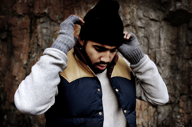 Image of Caliroots Stockholm Lookbook: Rocky Mountain Featherbed 2011 Winter Collection