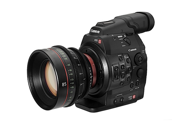 Image of Canon C300