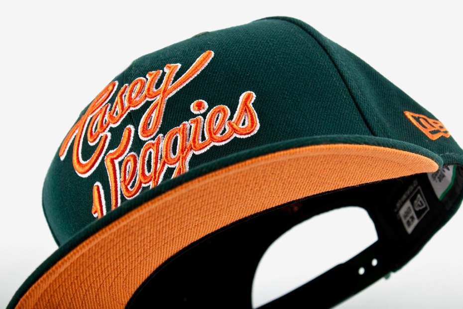 Image of Casey Veggies x LRG New Era Snapback