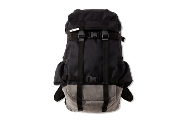 Image of CASH CA x immun. Backpack Black/Grey