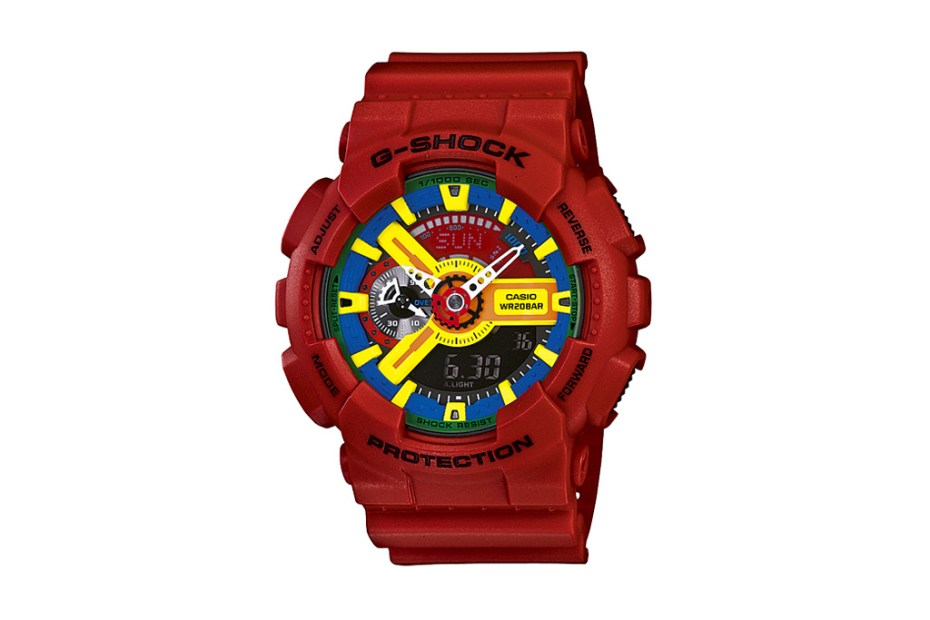 Image of Casio G-Shock 2011 Crazy Colors Collection