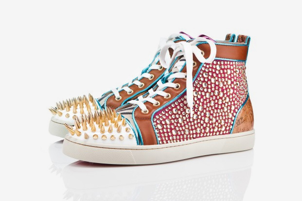 "Image of Christian Louboutin 2012 Spring/Summer ""No Limit"" Men's Flat"