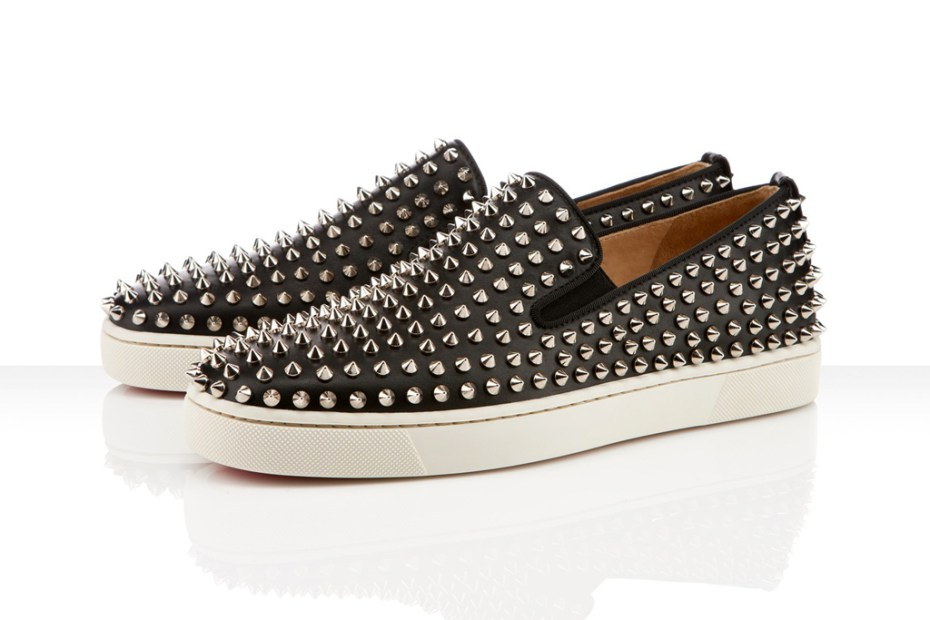 Image of Christian Louboutin 2012 Spring/Summer Roller-Boat Spikes