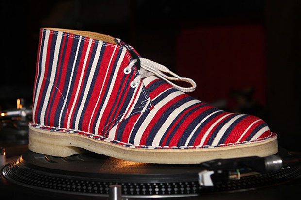 Image of Clarks Originals 2012 Spring/Summer Collection Preview