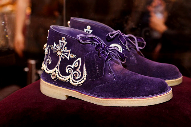 "Image of Clarks Originals ""Crown Jewels"" Desert Boot Preview"