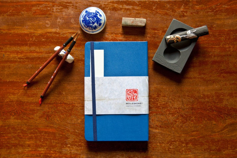Image of CLOT x Moleskine Chinese Menu
