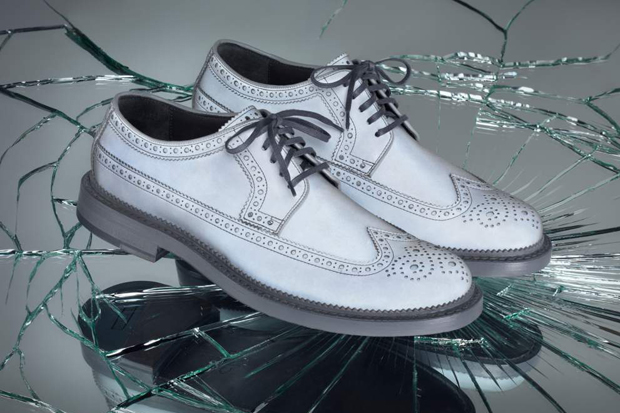 "Image of Cole Haan ""Reflective"" Jayhawker Wingtip"