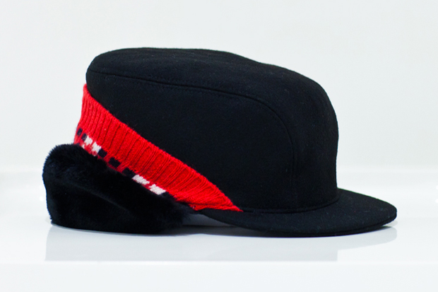Image of COMME des GARCONS SHIRT 2011 Fall/Winter Wool Cap