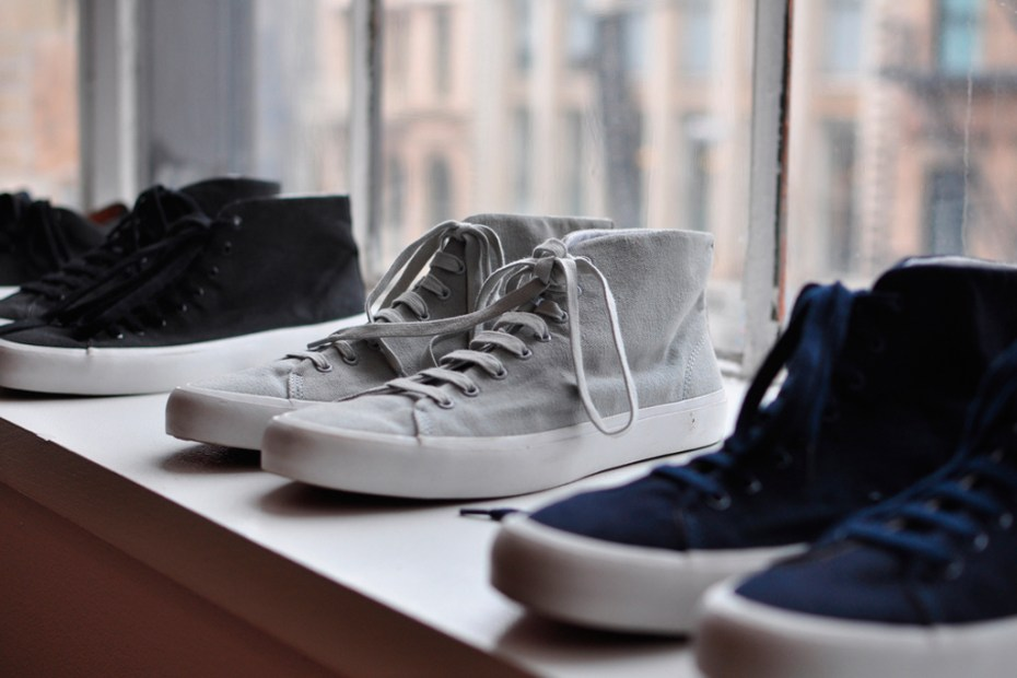"Image of Common Projects 2012 Spring ""New Editions"" Collection"