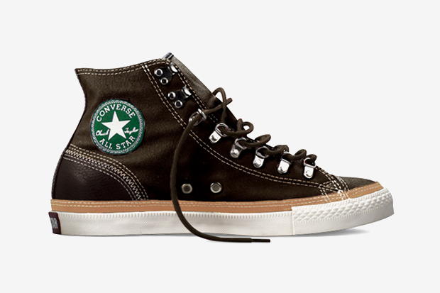 "Image of Converse 2011 Holiday Chuck Taylor All Star ""Coated Canvas"""